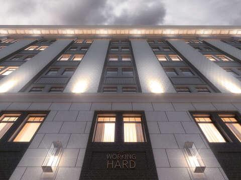Loft FM — лофты в ЦАО от Колди! Высокие потолки, апартаменты с террасами